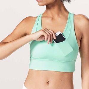 Run your stuff bra (longline)